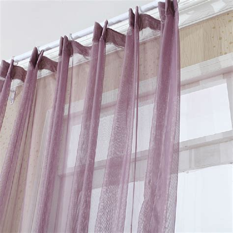 purple sheer curtains purple sheer curtains new 2 pc sheer voile window