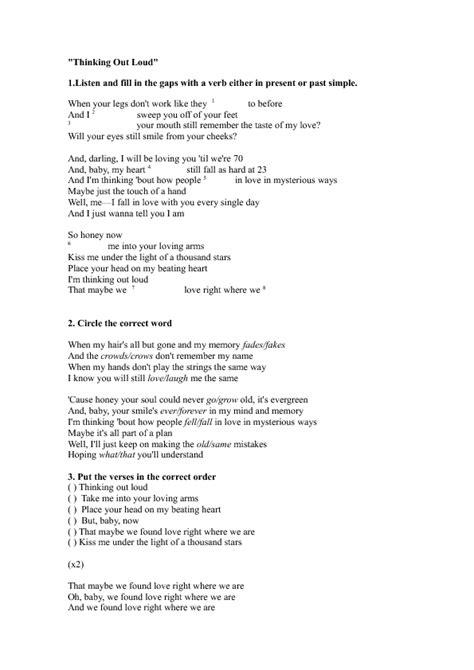 ed sheeran az lyrics thinking of you lyrics ed sheeran az lyrics