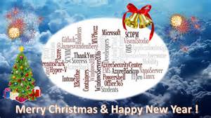 Wish you all merry christmas amp happy new innovative year 2016