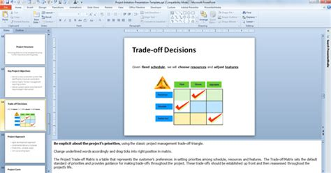 Free Agile Project Planning Template For Powerpoint Agile Project Initiation Document Template
