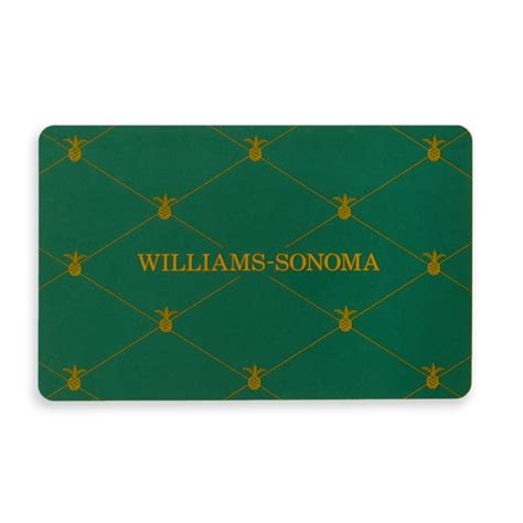 I Card Gift Card - williams sonoma gift card gift ftempo