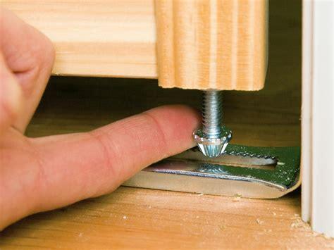 how to install a folding closet door install bifold closet doors how tos diy