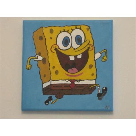 spongebob painting bob spongebob painting