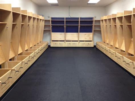 hockey locker room national sports center blaine minnesota