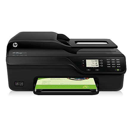 Printer Hp Fax Scan Copy hp officejet 4610 printer scanner fax copier at low price