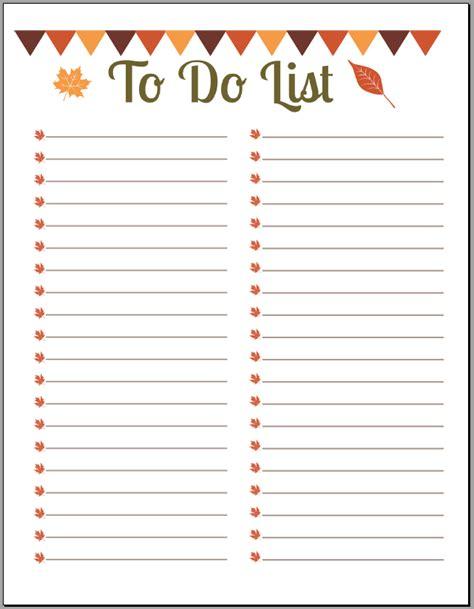 to do list to do list printables allan photography
