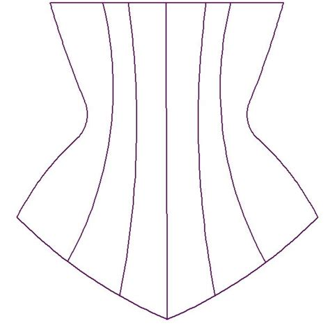 pattern corset download patterns for corsets 171 free patterns
