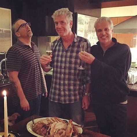 Waaah Anthony Bourdain Rejoins Food Network by Alton Brown Calls Out Anthony Bourdain Criticism Of