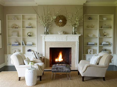 decorating small living rooms with fireplaces evergreen custom residence fireplace design options