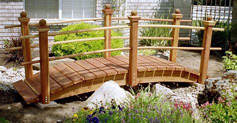how to build a wooden bridge pdf arched garden bridge plans free