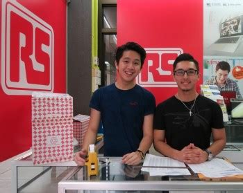 Credit Authorization Form Ngee Poly Rs Components Partners With Ngee Polytechnic To Nurture Future Engineers And Technopreneurs