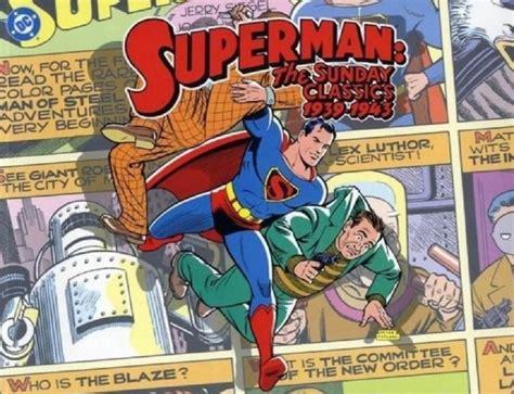 Kitchen Sink Comics Superman The Sunday Classics 1939 1943 Tpb 1 Kitchen Sink Comix Comicbookrealm