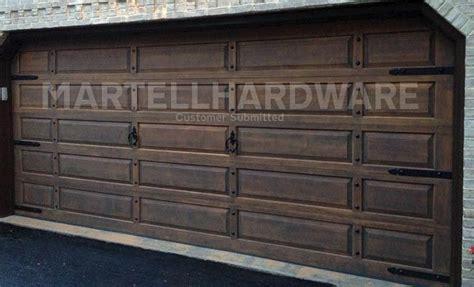 decorative hardware for garage doors pin by lotko on yard ideas