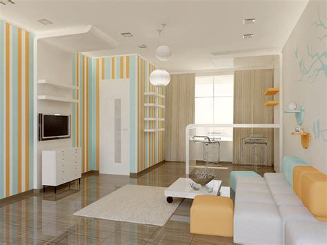 Modular Living Room Design by Beautiful Shelf Designs By Yasko