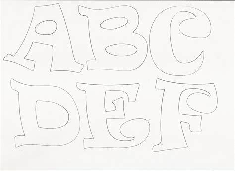 letras de baby shower para imprimir molde de letras para imprimir imagui letratec y logos