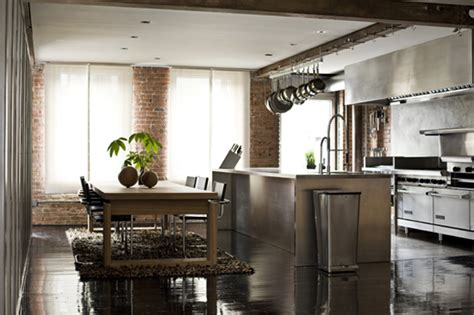 45 Cool Industrial Kitchen Designs That Inspire Digsdigs Industrial Design Kitchen