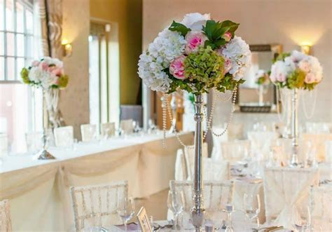 wedding centrepieces for your wedding tables in northern ireland ni