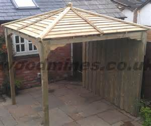 Wooden Gazebo Kits by Wood Mines Tub Gazebos And Bespoke Wooden Gazebo Kits