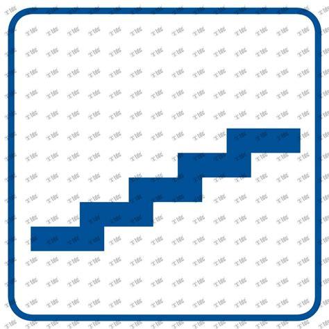 Treppe Nach Unten by Richtungsangabe F 252 R Rettungsweg Treppe Nach Unten Links