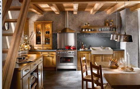 rustic kitchen decor ideas attractive country kitchen designs ideas that inspire you