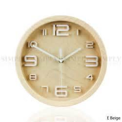 modern kitchen wall clocks wall clock large modern clocks kitchen black white