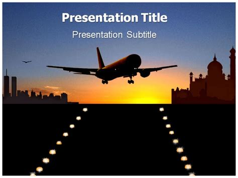 airline powerpoint templates airline alliances powerpoint templates and backgrounds