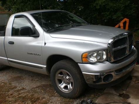 how cars work for dummies 2005 dodge ram 1500 transmission control find used 2005 dodge ram 1500 in morganton north carolina united states for us 5 500 00