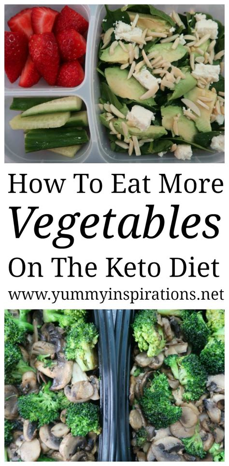 vegetables for keto how to eat more vegetables on keto including a low carb
