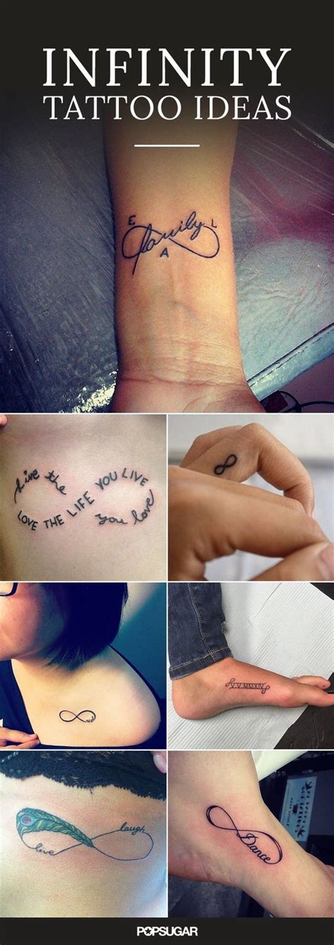 tattoo ideas you won t regret 17 best ideas about infinity family on