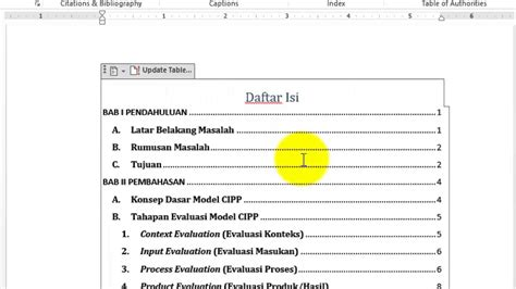 membuat daftar isi word mac how to turn off compatibility mode in microsoft word