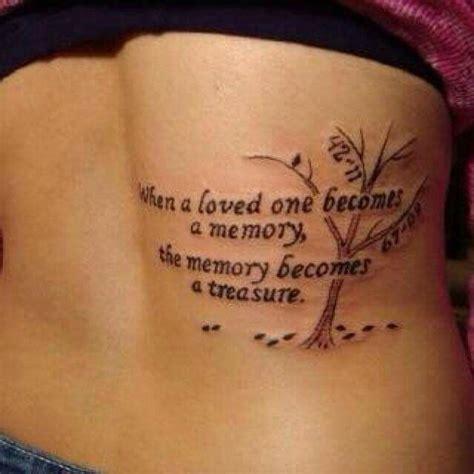 beautiful dedication   lost loved  tatts