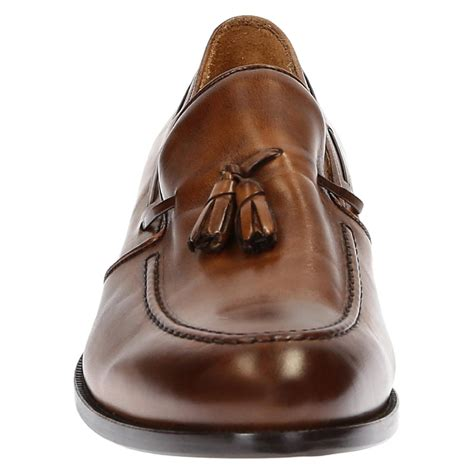 Handmade Loafers For - handmade brown loafers for leonardo handmade