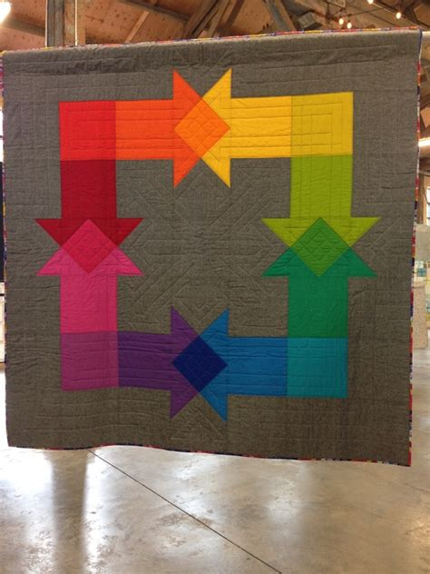 Vancouver Modern Quilt Guild by Vancouver Modern Quilt Guild Quilt Show By Kristyn
