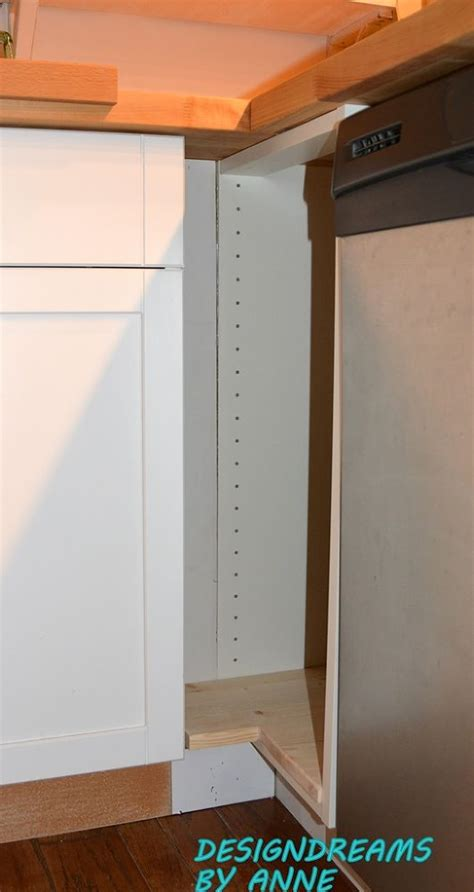 diy custom kitchen cabinets hometalk diy custom kitchen cabinet for a tiny corner