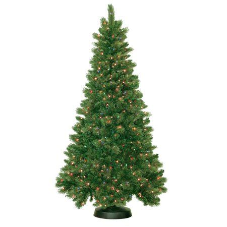 walmart christmas trees pre lit pre lit 7 5 royal mixed artificial tree 600 multi lights walmart