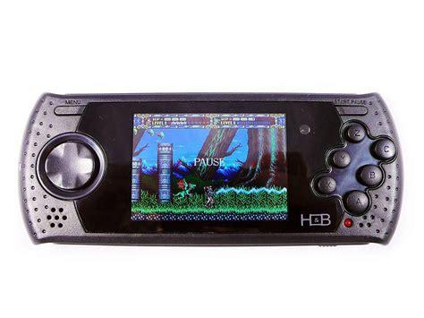console sega mega drive console portable sega megadrive 20 jeux sm 4000 retro