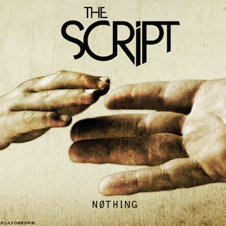 nothin on you testo the script nothing traduzione in italiano testo e