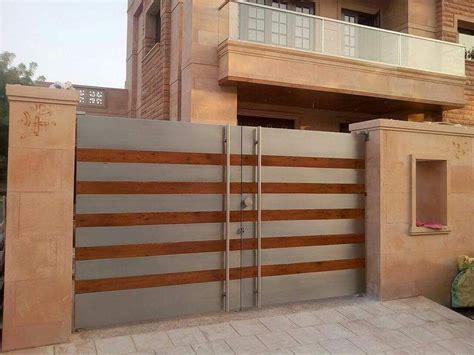 main gate house gate design steel gate design entrance