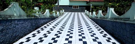 Latest Home Design In Kerala by Best Paving Interlocks Concrete Blocks Amp Pavement Tiles In