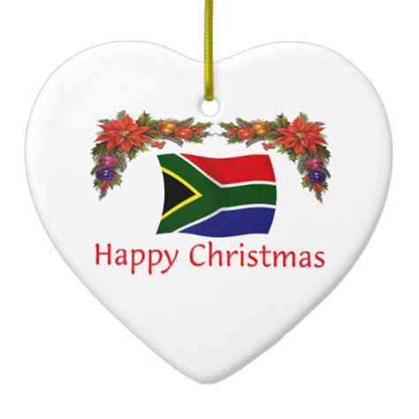 south africa christmas christmas ornaments zazzle