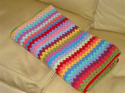 crochet mantas manta crochet aprender manualidades es facilisimo