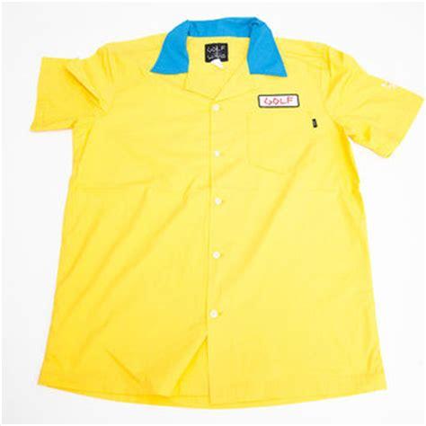 Jaket Golfwang Sweater Golf Wang Crewneck Ofwgkta 1 floggnaw motors work shirt yellow from golfwang outerwear
