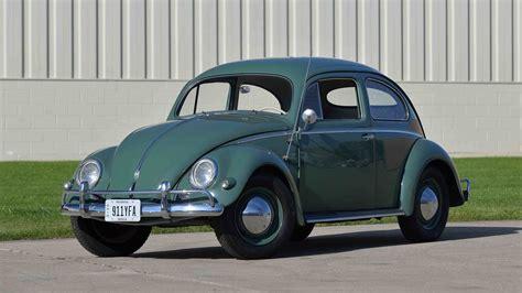 1957 Volkswagen Beetle by 1957 Volkswagen Beetle F125 1 Kansas City 2016