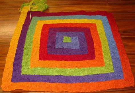 21 best images about ten stitches blanket on - 10 Maschen Decke Häkeln