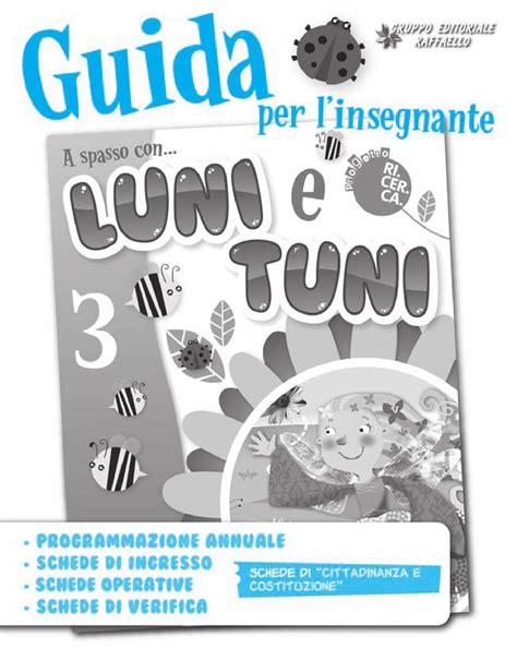 pulita testo luni e tuni by elvira ussia issuu