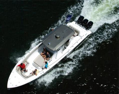 groundswell boats nor tech 390 sport open high performance comfort boats
