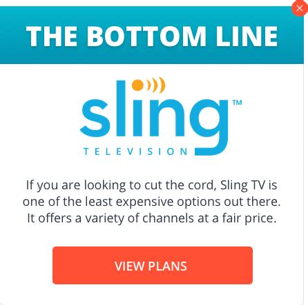 sling tv review  simple  affordable  tv