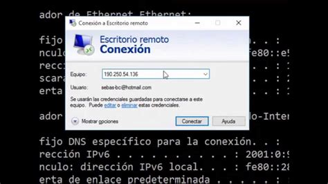 control remoto escritorio configurar escritorio remoto en windows 10 y 8 youtube