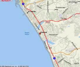 carlsbad california maps