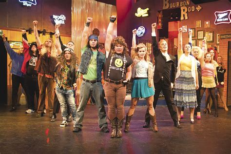 cast of rock the cast of arkansas theatre s production of rock of